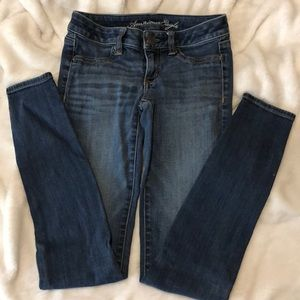 American Eagle skinny Jeans size 2.